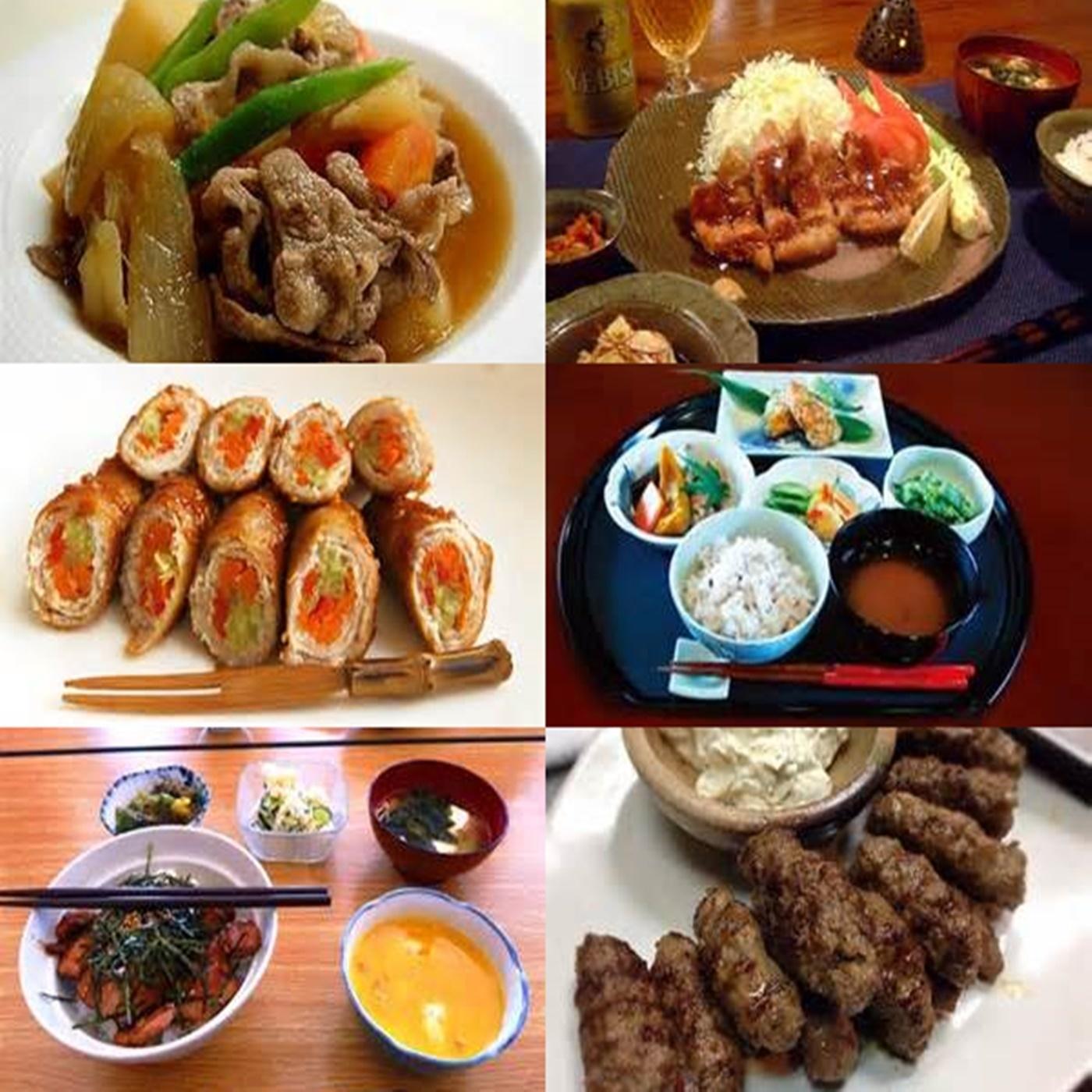 家庭料理日本版レシピまとめ